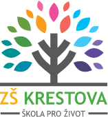 Logo ZŠ Krestova