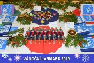 plakát Vánoční jarmark