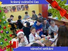 děti vánoce
