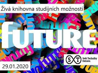 nápis future
