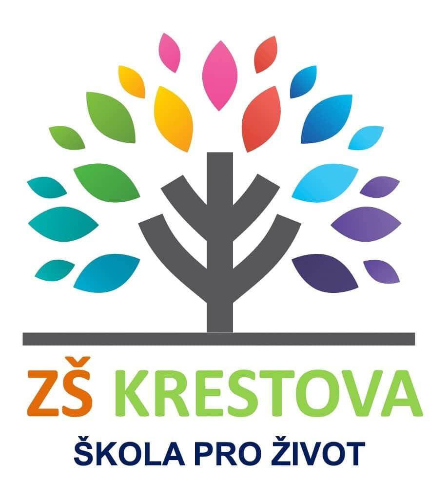 Logo ZŠ Krestova strom