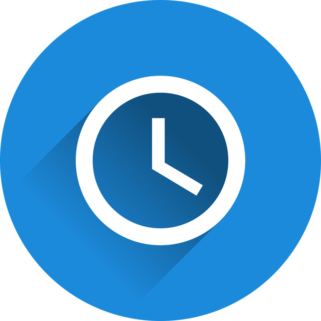 ikona hodiny