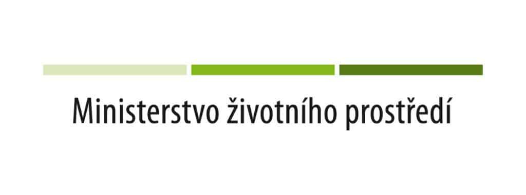 Logo Ministerstava životního prostředí