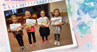 děti na recitační soutěži